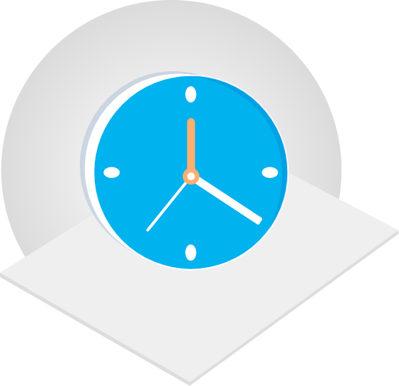 Quick Recovery Time Icon